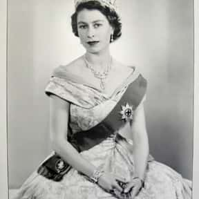 Queen Elizabeth II is listed (or ranked) 2 on the list Famous People Most Likely to Live to 100