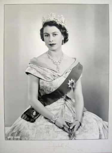 Elizabeth II is listed (or ranked) 1 on the list Famous Female Monarchs