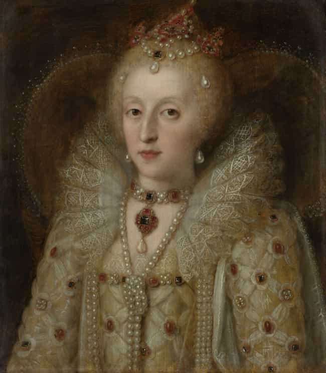 Elizabeth I of England is listed (or ranked) 3 on the list The Most Inspiring Leadership Moments And Decisions In History