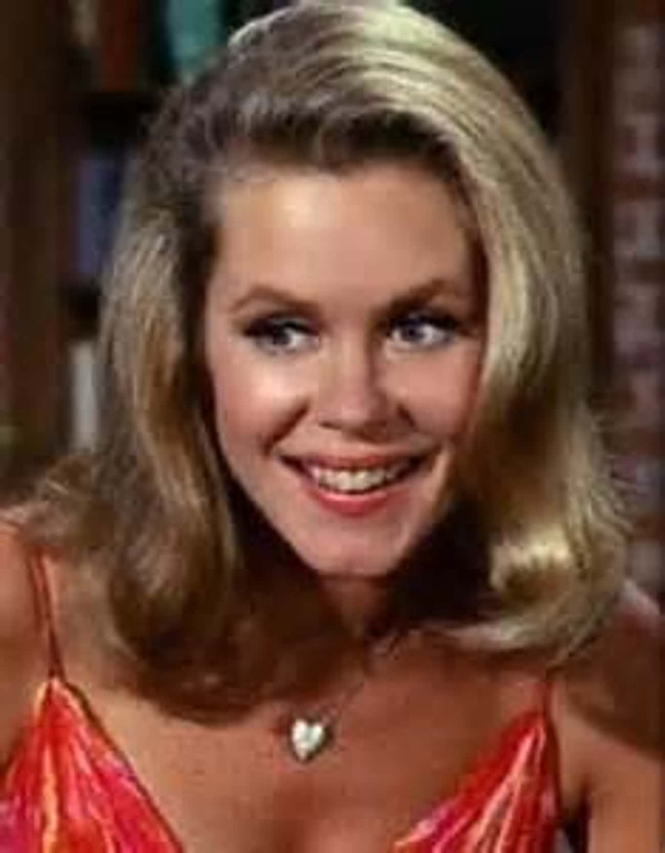 Elizabeth Montgomery is listed (or ranked) 4 on the list Famous People Born in 1933