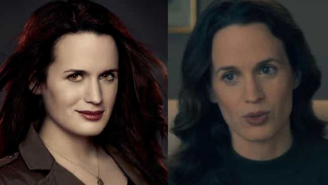 Elizabeth Reaser is listed (or ranked) 4 on the list Here's Where You've Seen Everyone In 'The Haunting Of Hill House' Before