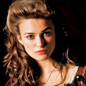 Elizabeth Swann is listed (or ranked) 9 on the list The Greatest Fictional Queens