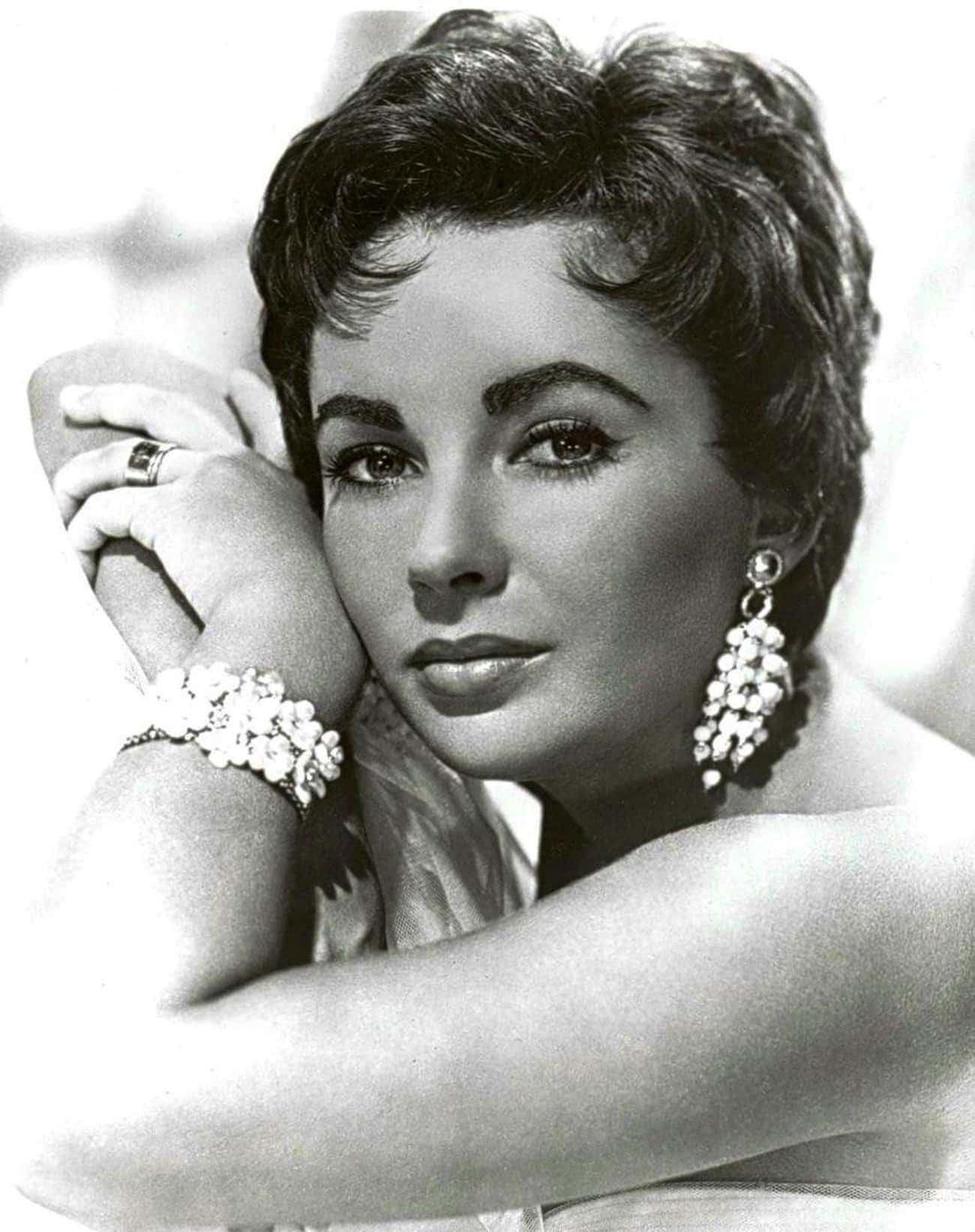 Elizabeth Taylor - 8 Marriages is listed (or ranked) 3 on the list Celebrities Who Have Been Married 4 (or More!) Times
