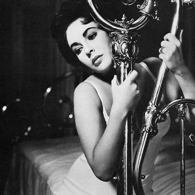 Elizabeth Taylor is listed (or ranked) 1 on the list Celebrities with Birth Defects