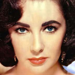 Elizabeth Taylor is listed (or ranked) 11 on the list The Most Beautiful Women of All Time