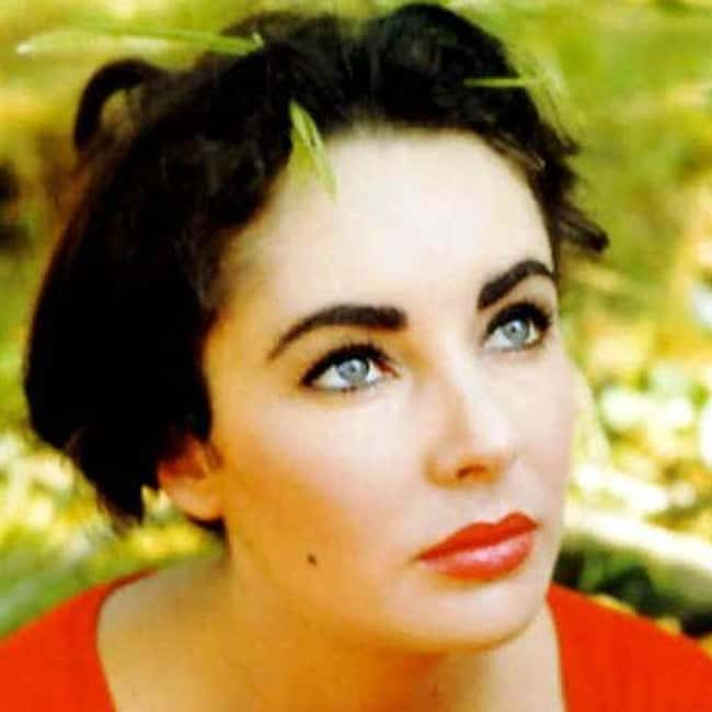 Elizabeth Taylor is listed (or ranked) 14 on the list The Most Captivating Celebrity Eyes (Women)