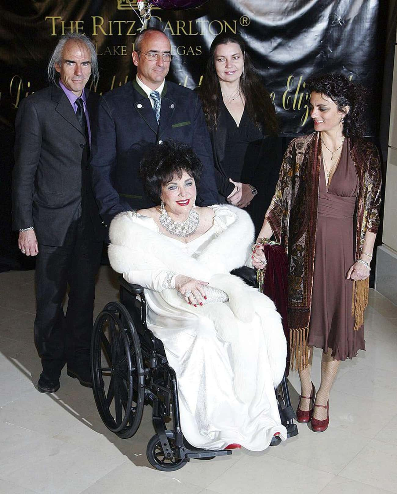 Elizabeth Taylor is listed (or ranked) 4 on the list 17 Celebrities Who Adopted Children From Overseas