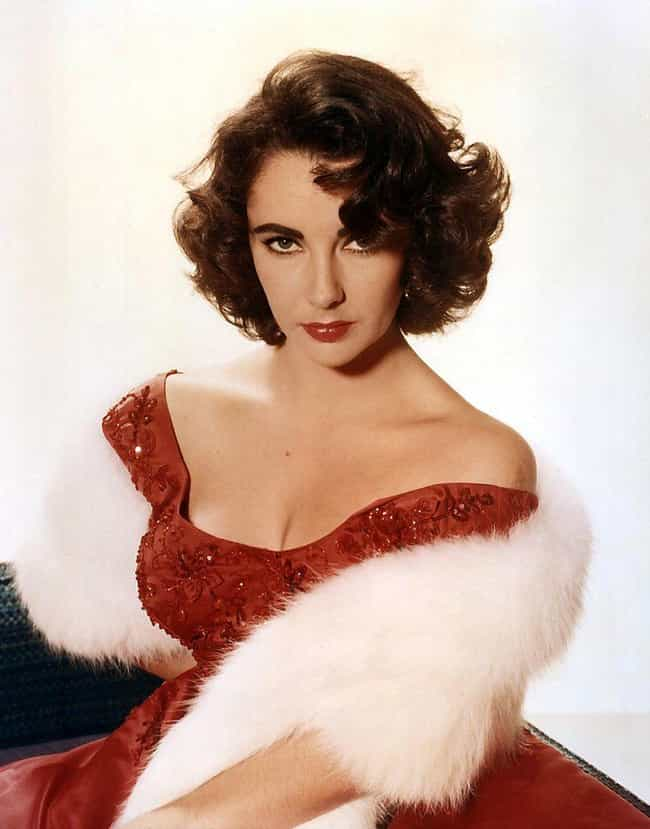 Elizabeth Taylor is listed (or ranked) 3 on the list Frank Sinatra's Loves & Hookups