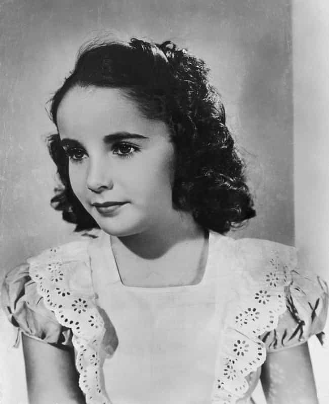 Elizabeth Taylor is listed (or ranked) 3 on the list 20 Photos Of Old Hollywood Stars As Kids