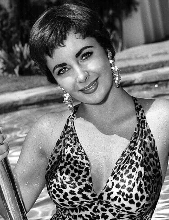 Elizabeth Taylor is listed (or ranked) 1 on the list 10 Awesome Old Hollywood Actresses Who Slept With Whoever They Felt Like