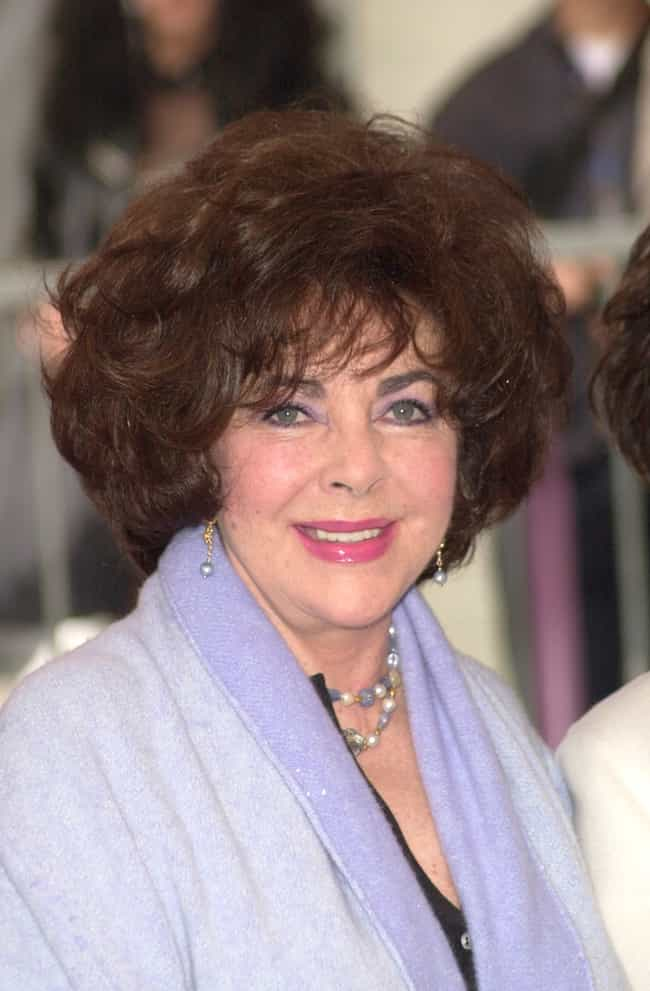 Elizabeth Taylor is listed (or ranked) 4 on the list Famous People Who Have Had Skin Cancer