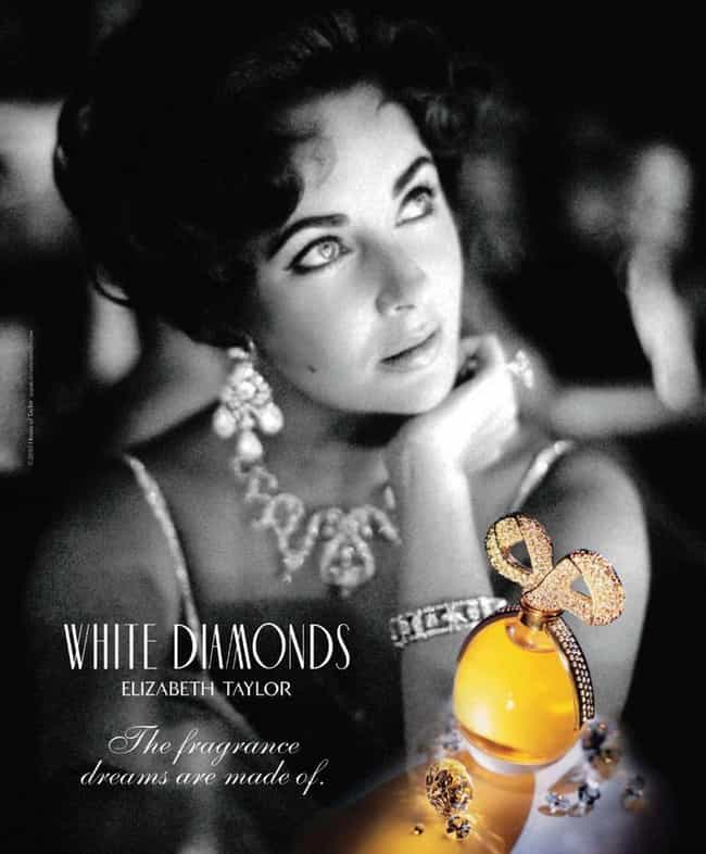 Elizabeth Taylor is listed (or ranked) 1 on the list 43 of the Best Celebrity Perfume Scents