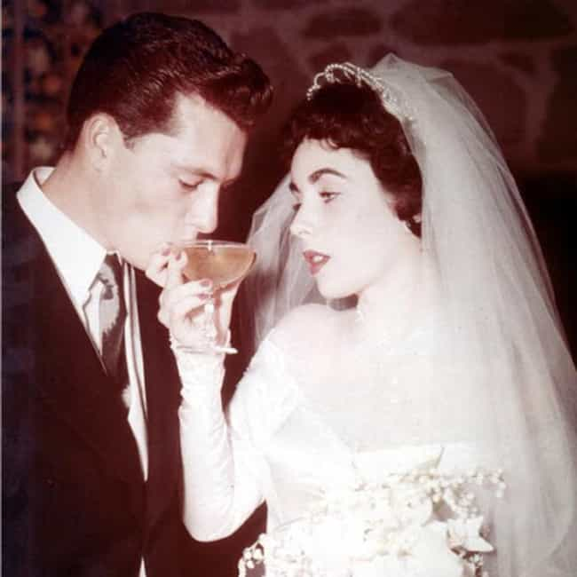 Elizabeth Taylor is listed (or ranked) 3 on the list Celebrities Who Have Been Married 4 (or More!) Times
