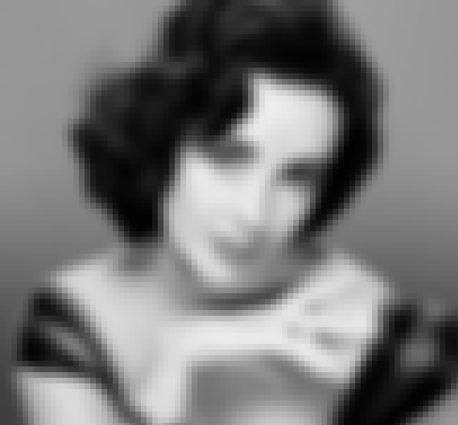 Elizabeth Taylor is listed (or ranked) 4 on the list 23 Famous Actresses of the 1940s