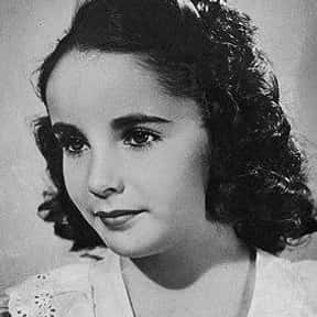 Elizabeth Taylor is listed (or ranked) 15 on the list The Greatest Child Stars Who Are Still Acting