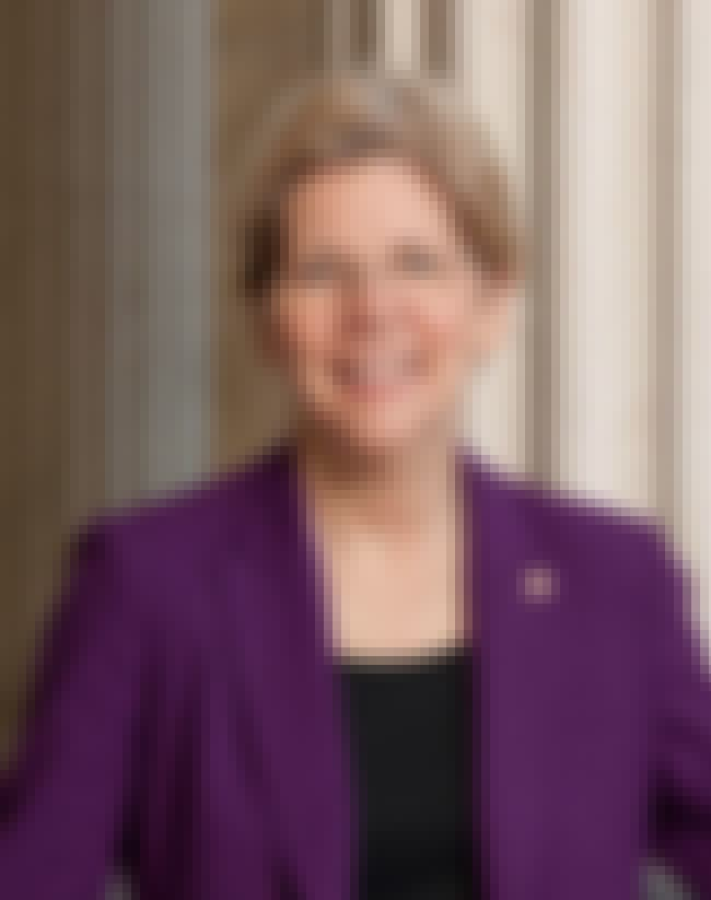 Elizabeth Warren is listed (or ranked) 1 on the list Famous People You Didn't Know Are Native American