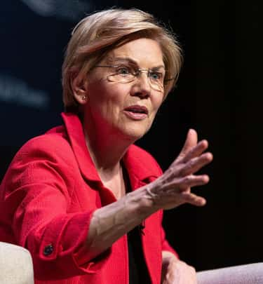 Elizabeth Warren is listed (or ranked) 2 on the list The Most Popular Democrats That Were Once Republicans