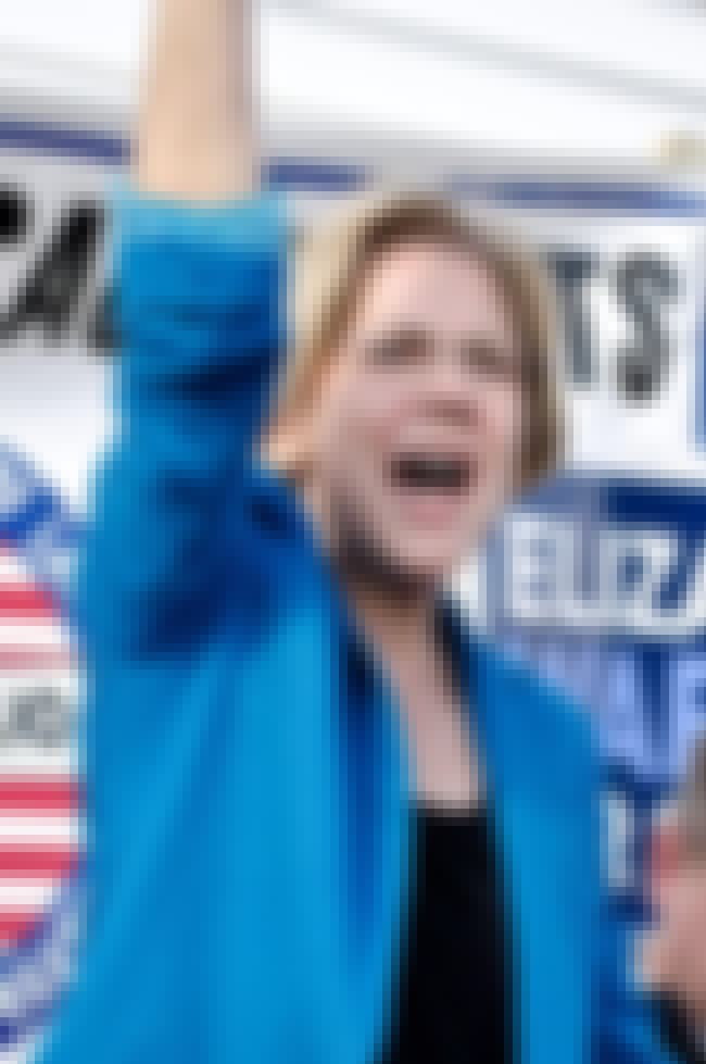 Elizabeth Warren is listed (or ranked) 1 on the list Cenk Uygur on Hillary Clinton's Potential VP Picks
