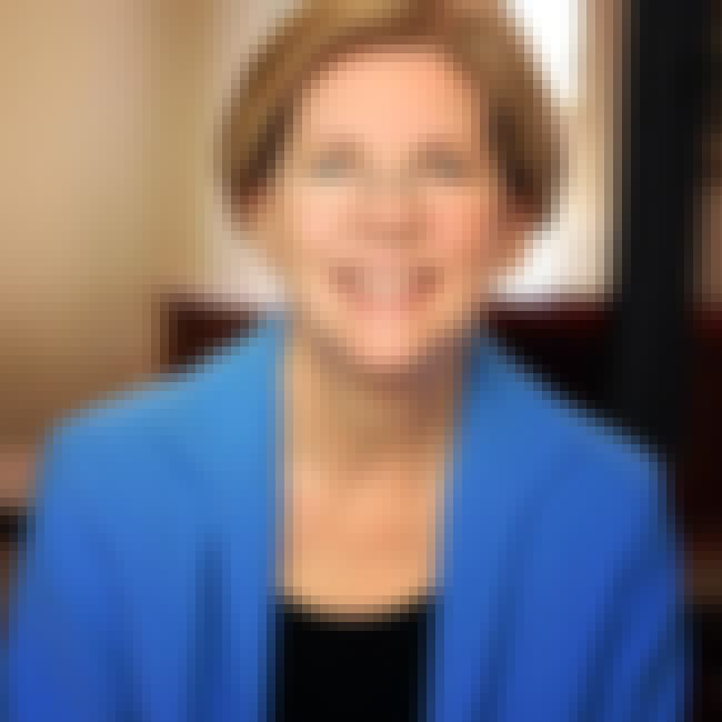 Elizabeth Warren is listed (or ranked) 2 on the list List of Famous Law Professors
