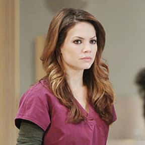 Elizabeth Webber is listed (or ranked) 25 on the list The Greatest Nurses in TV History