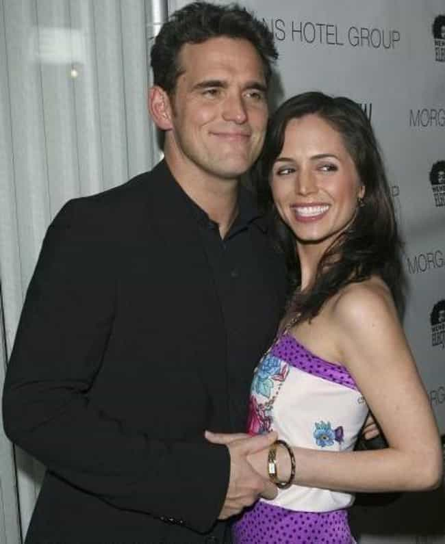 Eliza Dushku is listed (or ranked) 4 on the list Women Who Matt Dillon Has Dated