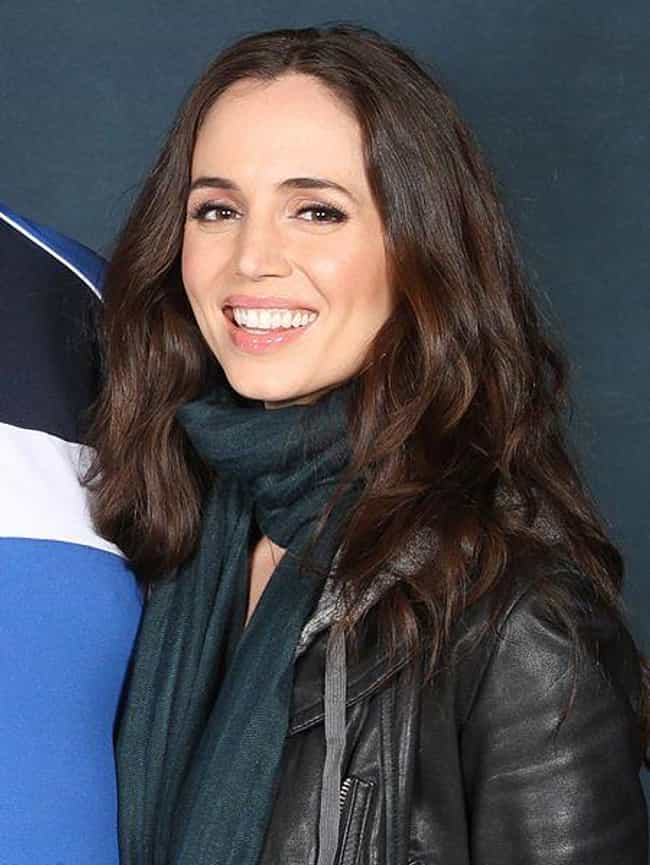 Eliza Dushku is listed (or ranked) 3 on the list 20 Celebrities Who Play Piano