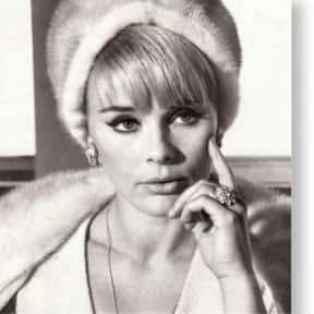 Elke Sommer is listed (or ranked) 11 on the list The Most Beautiful Pin-Up Girls of the '60s
