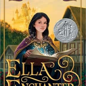 Ella Enchanted is listed (or ranked) 21 on the list Good Books for 10 Year Olds