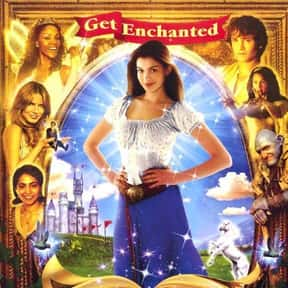 Ella Enchanted is listed (or ranked) 8 on the list The Very Best Anne Hathaway Movies