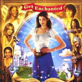 Ella Enchanted is listed (or ranked) 15 on the list The Best Movies for Young Girls
