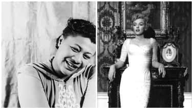 Ella Fitzgerald And Marilyn Mo is listed (or ranked) 1 on the list 13 Extremely Unexpected Friendships Between Historical Figures