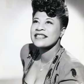 Ella Fitzgerald is listed (or ranked) 17 on the list The Best Singers of All Time