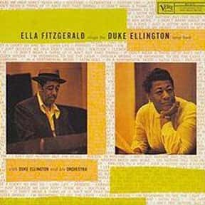 Ella Fitzgerald Sings the Duke is listed (or ranked) 23 on the list The Best Duke Ellington Albums of All Time