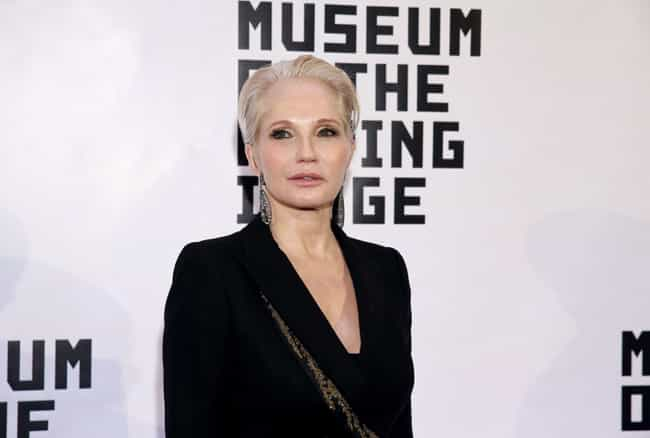 Ellen Barkin is listed (or ranked) 2 on the list Famous Friends of Michelle Pfeiffer