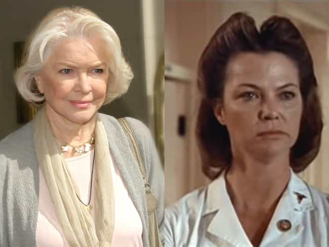 Ellen Burstyn is listed (or ranked) 4 on the list Actors Who Turned Down Oscar-Winning Roles