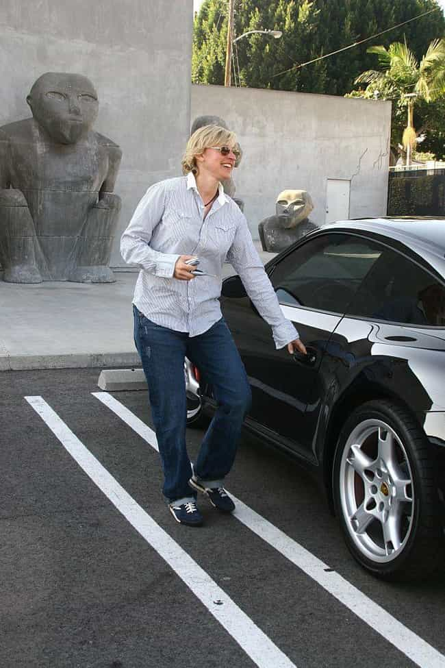 Ellen DeGeneres is listed (or ranked) 4 on the list Celebrities Who Live in Malibu