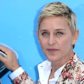 Ellen DeGeneres is listed (or ranked) 7 on the list Celebrities Who Should Run for President