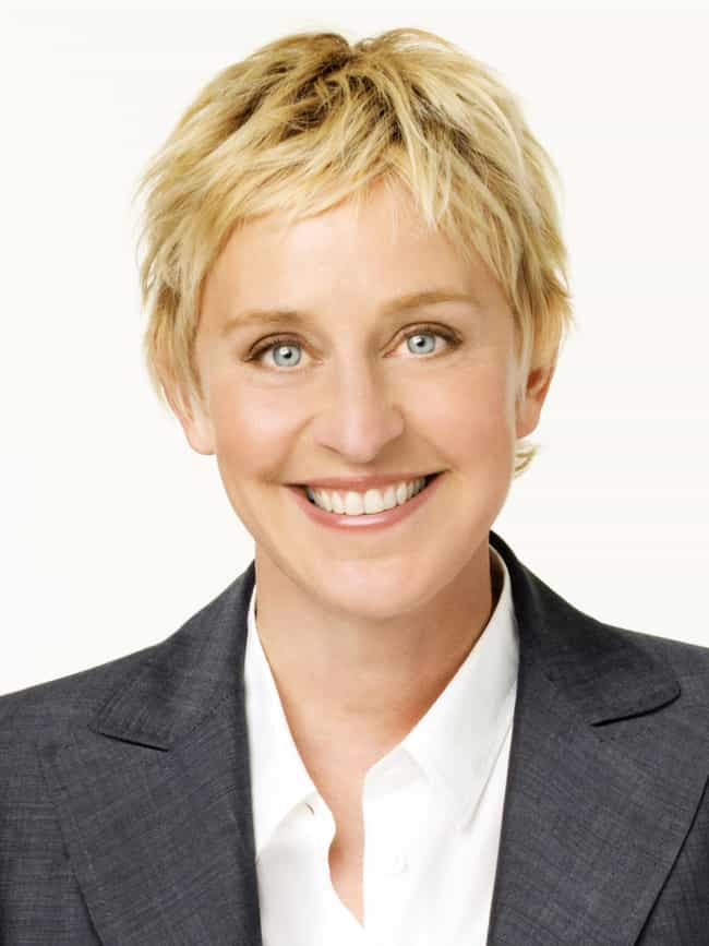 Ellen DeGeneres is listed (or ranked) 3 on the list Celebrities Turning 60 in 2018