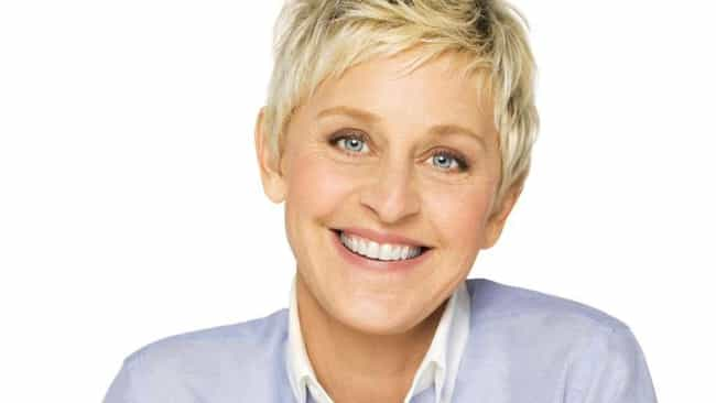 Ellen DeGeneres is listed (or ranked) 2 on the list 27 Famous Christian Scientists