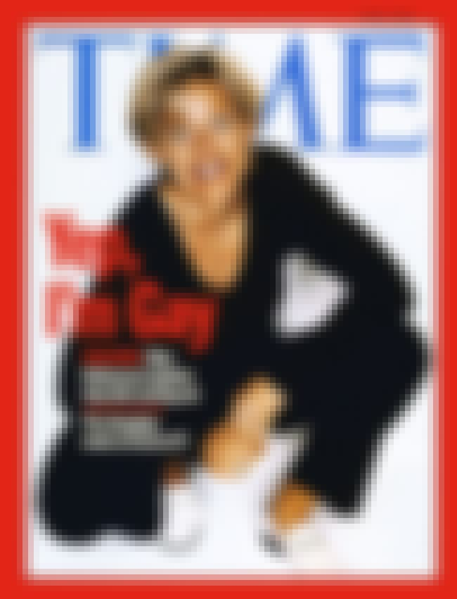 Ellen DeGeneres is listed (or ranked) 2 on the list The Best Time Covers