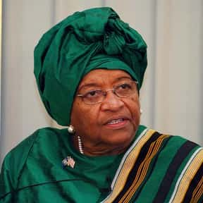 Ellen Johnson Sirleaf is listed (or ranked) 9 on the list Famous People Named Ellen