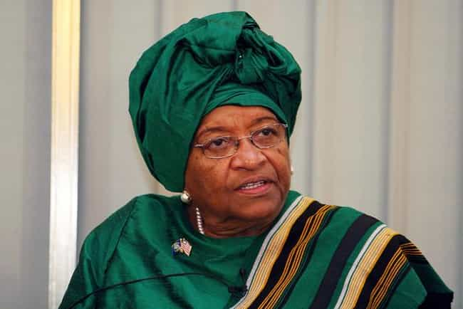 Ellen Johnson Sirleaf is listed (or ranked) 4 on the list Famous Female Economists