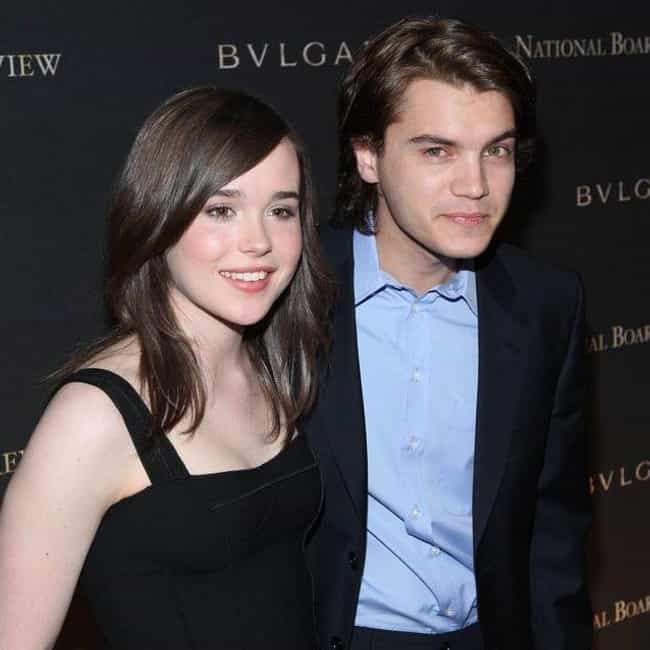 Ellen Page is listed (or ranked) 3 on the list Emile Hirsch Loves and Hookups