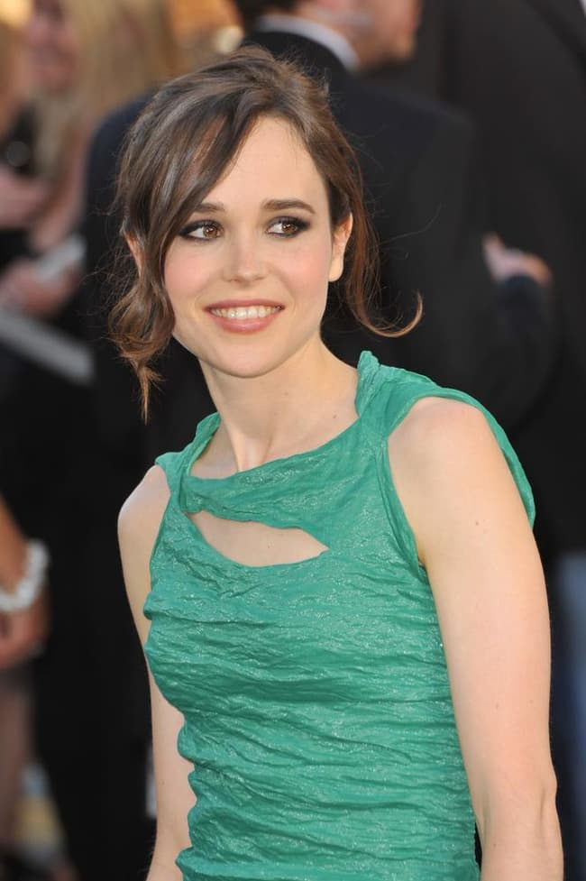 Ellen Page Is Listed Or Ranked 4 On The List Famous Lesbian Actresses