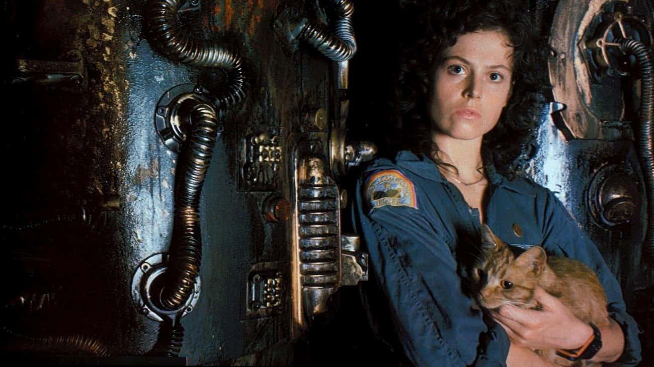 Ellen Ripley In 'Alien'