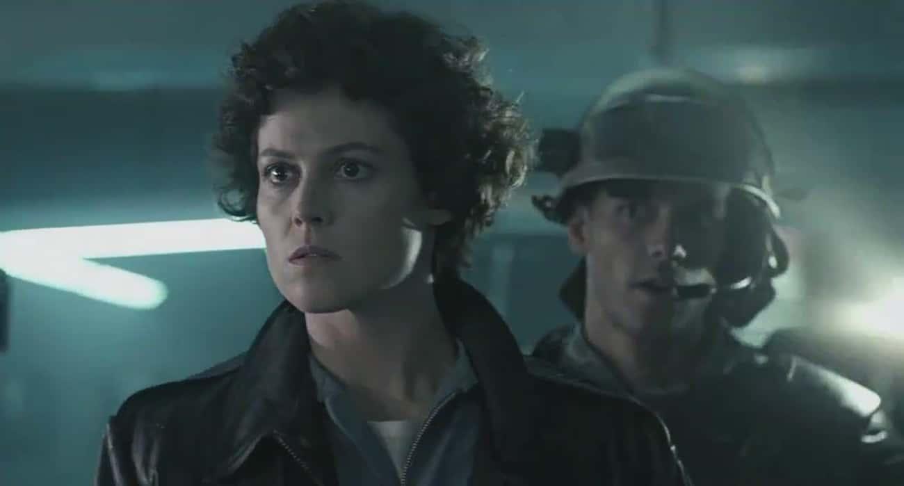 Ellen Ripley In The 'Alien' Films