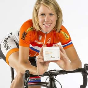 Ellen van Dijk is listed (or ranked) 24 on the list The Smartest Professional Athletes