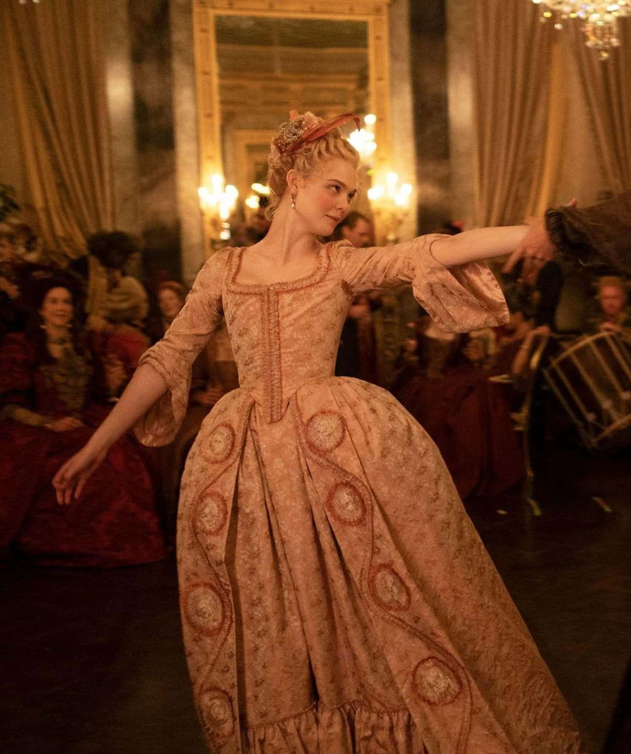 Elle Fanning On Playing Cather is listed (or ranked) 1 on the list Actors Who Transformed Into Historical Figures Talk About The Process