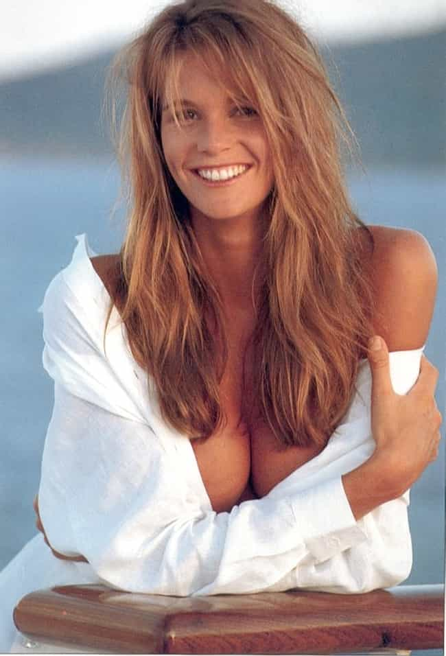 Elle Macpherson is listed (or ranked) 2 on the list The Hottest Babes of the 80s