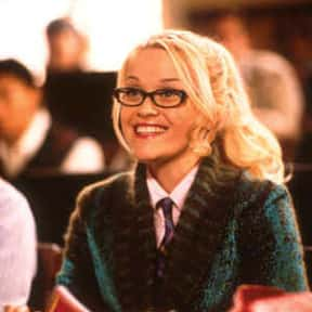 Elle Woods is listed (or ranked) 8 on the list Fictional Lawyers You'd Most Want Defending You